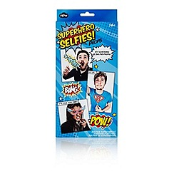 npw - Superhero selfie kit
