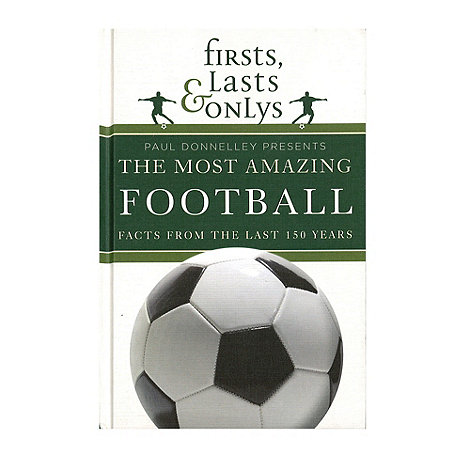 Debenhams - The most amazing football facts book
