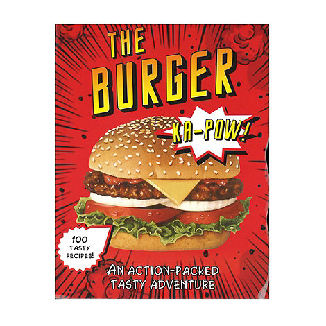 Debenhams - The burger book