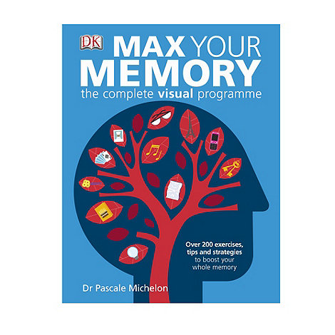 DK Books - Max your memory book