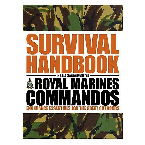 DK Books - Survival hand book