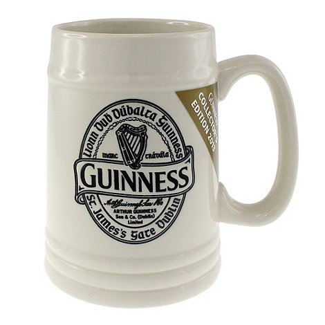 Guinness - Collectors Edition Ceramic Tankard