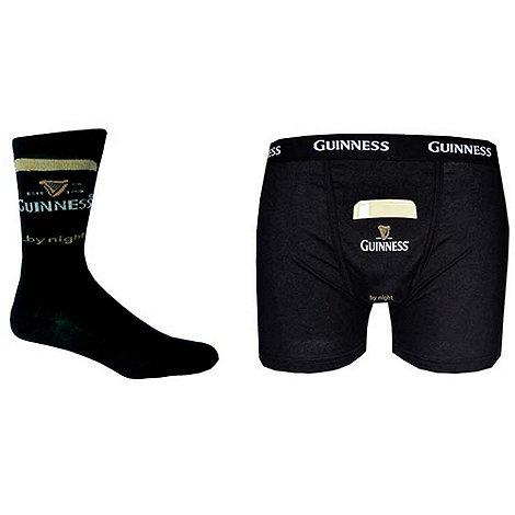 Guinness - Boxer and socks gift set