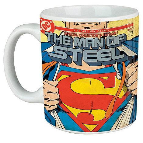 Half Moon Bay - Man Of Steel Superman Mug