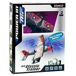 Silverlit - R/C Classic Trainer Aeroplane