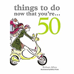 Penguin - THINGS TO DO NOW THAT YOU'RE...50