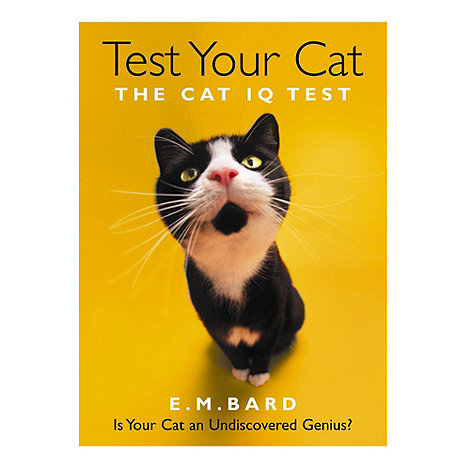 Penguin - Test Your Cat The Cat IQ Test