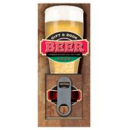 Drinks Boxset Beer with Recipe Book, Bottle Opener and Beer Mat