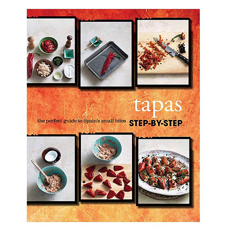 Penguin - Step By Step Tapas Cookbook
