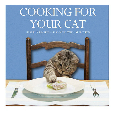 Penguin - Cooking For Your Cat Cookbook