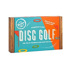 Debenhams - Disc golf