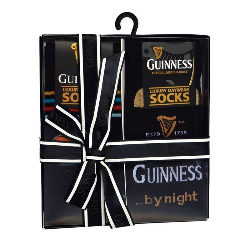 2 Pack Guinness Sock Set