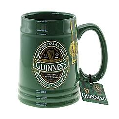 Guinness - Ireland Ceramic Printed Tankard
