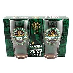 Guinness - Ireland Glasses Set of 2