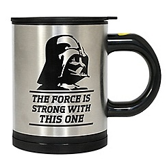 Star Wars - Darth Vader Self Stirring Mug