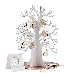 Ginger Ray - Guest Book - Wishing Tree