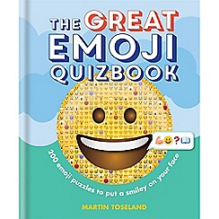 Penguin - The Great Emoji quiz book