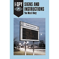 Penguin - I Spy Signs and Instructions