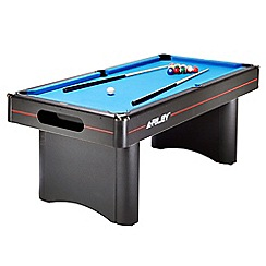 Riley - 6ft pool table with ball return
