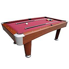 BCE - Rosemont 7ft American pool table