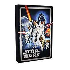 Star Wars - Star Wars Luminart Canvas Light
