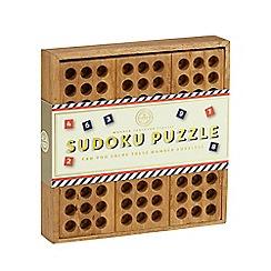 Games & Puzzles - Sudoku puzzle