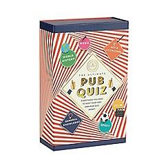 Games & Puzzles - The Ultimate Pub Quiz
