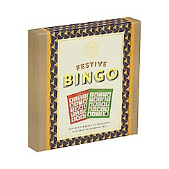 Games & Puzzles - Festive bingo