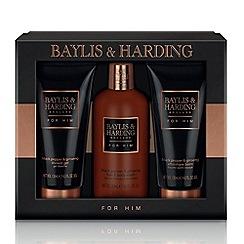 Baylis & Harding - Black Pepper Trio