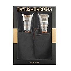 Baylis & Harding - Black Pepper Slipper Gift Set