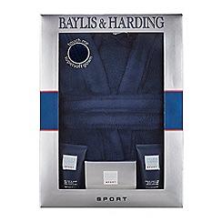 Baylis & Harding - Sport Citrus Gown Set