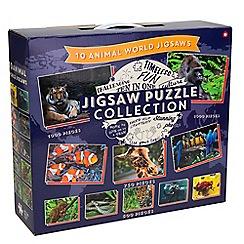 Professor Puzzle - Puzzle pack animals