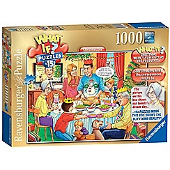 Ravensburger - what If? No.15 - Christmas Day 1000pc Jigsaw Puzzle