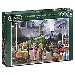 Jumbo - Falcon De Luxe Flying Scotsman 1000 piece Jigsaw Puzzle