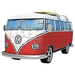Ravensburger - VW T1 Camper Van, 162pc 3D Jigsaw Puzzle