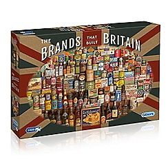 Gibsons - Brands That Built Britain 1000 Piece Jigsaw Puzzle