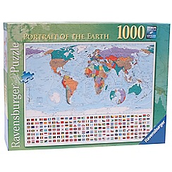Ravensburger - Portrait of the Earth, 1000pc Jigsaw Puzzle