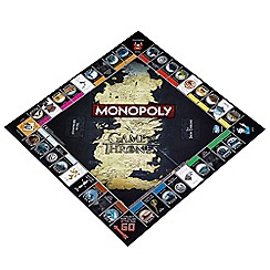 Winning Moves - Game Of Thrones Monopoly