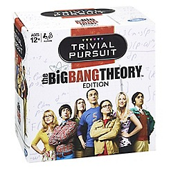Winning Moves - The Big Bang Theory Trivial Pursuit Bitesize