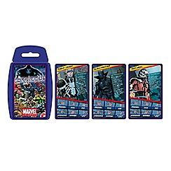 Winning Moves - Marvel Universe Top Trumps