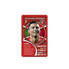 Winning Moves - World Football Stars Top Trumps