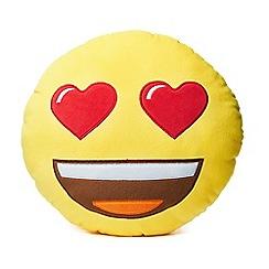 Emoji - Heart Eyes cushion - 36 cm
