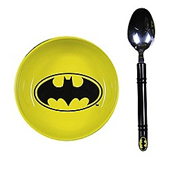 Batman - Breakfast Set