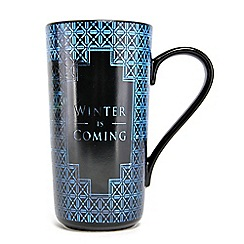 Game of Thrones - Winter Is Coming 500Ml Heat Changing Latte Mug