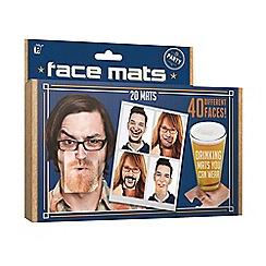 Paladone - Face Mats