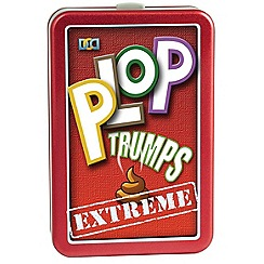 Cheatwell games - Plop Trumps Extreme - Card Game