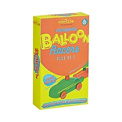 Funclub - Pack of two balloon racers