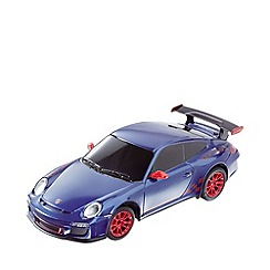 Mondo - 1:24 Porsche Gt3 Black & Red remote controlled car