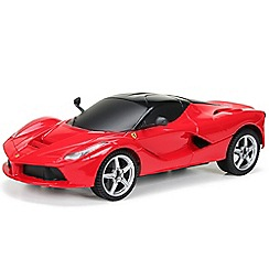 New Bright - 1:16 LA Ferrari remote controlled car