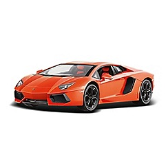 Mondo - 1:14 Lamborghini With Wheel Orange